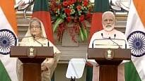 PM Modi and Shekh Hasina