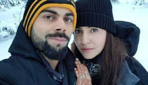 Honeymoon of Virat Kohli and Anushka Sharma in Finland