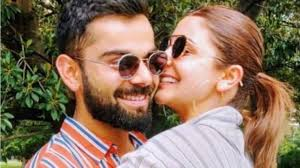 Love affair of Virat Kohli and Anushka Sharma
