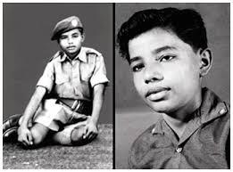 Narendra Modi as a Child